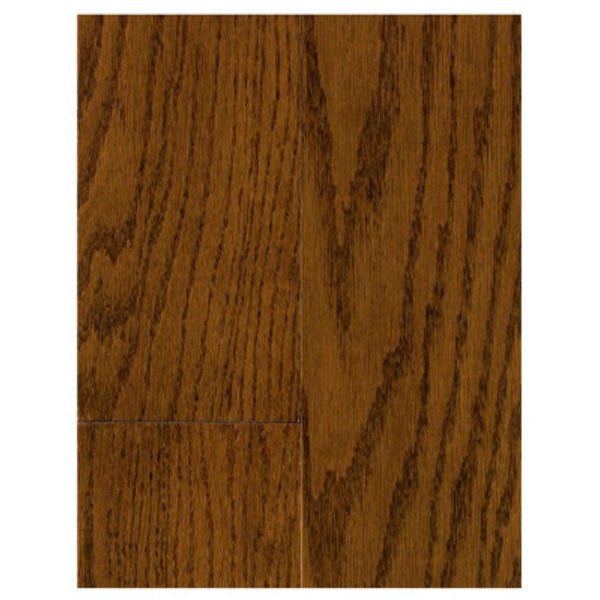 "RedGate Flooring BE5-SP American Traditions Oak Spice Flooring, 3/8"" x 48""L"