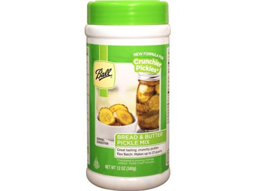 Ball® 1440072505 Bread & Butter Pickle Mix, 12 Oz