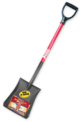 Bully Tools 82520 Square Point Shovel, 44""