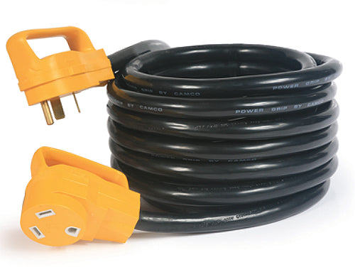 Camco 55191 Extension Cord With Handles, 30A, 25'
