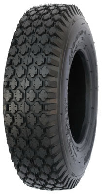 Sutong Hi-Run 2 Ply Stud Diamond Lawn & Garden Tire, 4.10/3.50-6""