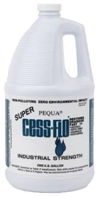 Pequa P-101 Super Cess-Flo, Gallon