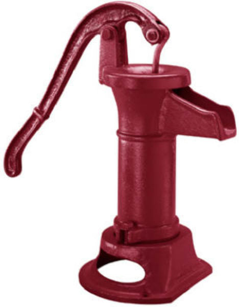 Water Source™ PP500NL Cast Iron Pitcher Pump, No Lead, 25' Max Lift