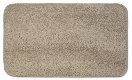"Multy Home MT1002161 Brooklyn Indoor Decorative Tufted Mat, 18"" x 30"""
