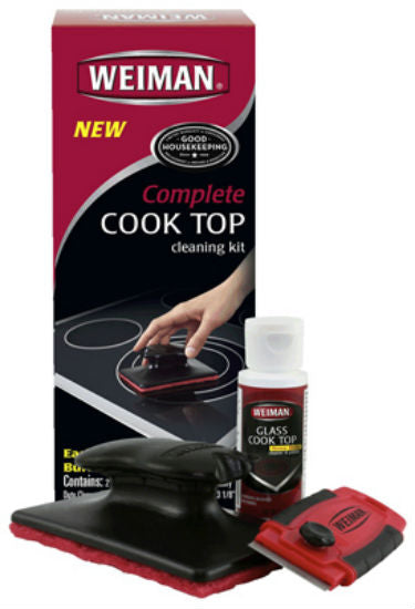 Weiman® 98 Complete Cook Top Care Cleaning Kit