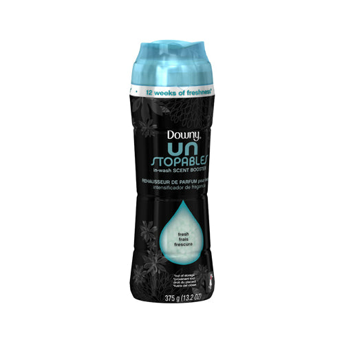 Downy 80453 Unstopables In-Wash Scent Booster, 13.2 Oz, 21 Use