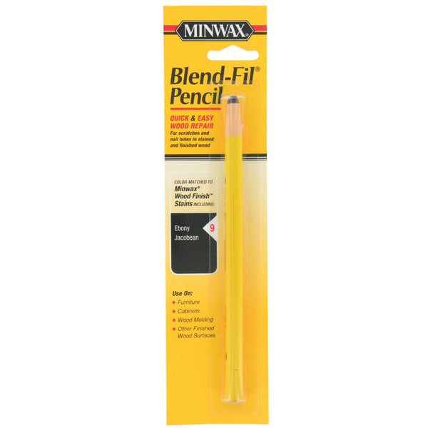 Minwax® 11009 Blend-Fil® Pencil for Quick & Easy Wood Repair, #9