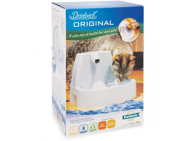 PetSafe® PWW00-13704 Drinkwell® Original Pet Fountain, 50 Oz Capacity