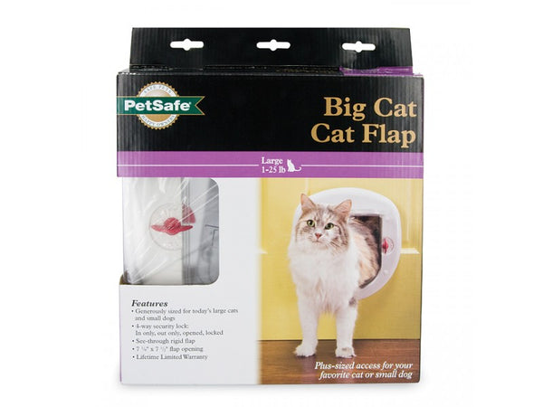 PetSafe® PPA00-11326 Locking Big Cat Door, 4-Way