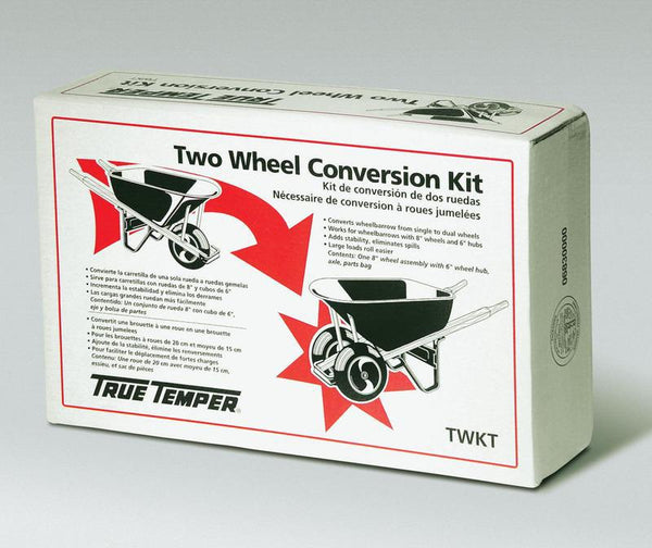 True Temper® TWKT Two Wheel Conversion Kit