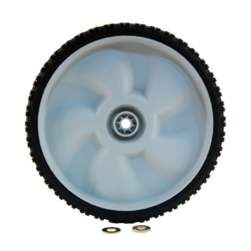 "Arnold® 490-325-0023 Universal Offset Replacement Wheel, 11"" x 1.75"", Plastic"