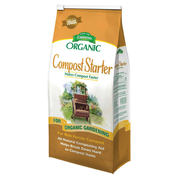 Espoma® CS4 Compost Starter Organic All Natural Composting Aid, 4 Lbs