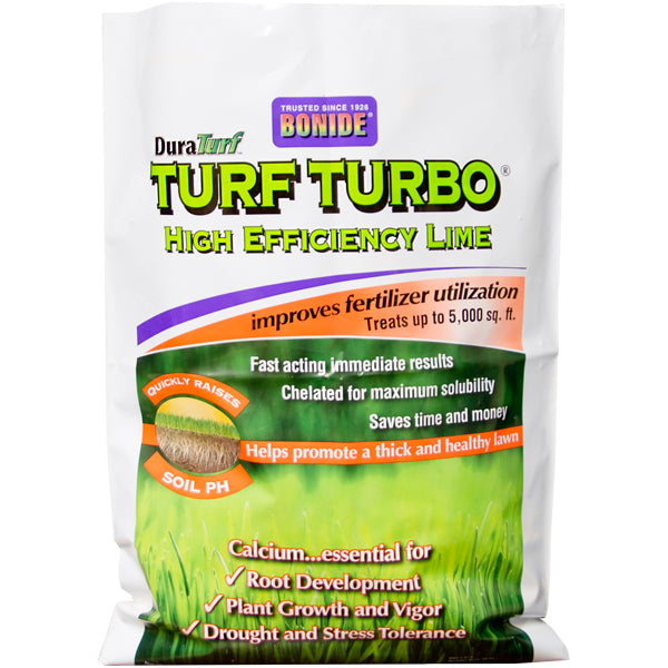 Bonide® 60447 Turf Turbo® High Efficiency Lime for Lawns, 30 lbs