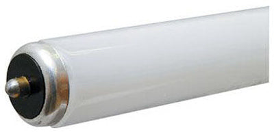 "GE Lighting 66860 Straight Linear T12 Fluorescent Tube, 96"", 6500K, 60W"