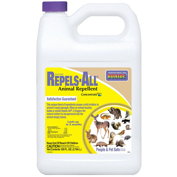 Bonide® 2405 Concentrate Repels-All® Animal Repellent, 1 Gallon