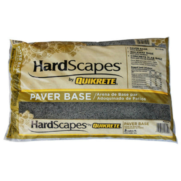 Quikrete® 1175-45 HardScapes® Paver Base Sand, 0.5 Cu.Ft.