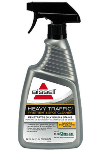 Bissell® 75W5 Heavy Traffic® Pretreat & Spot Cleaner Trigger Spray, 22 Oz