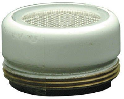 "Brass Craft SF0062X Faucet Aerator 15/16"" x 27 MPT, White"