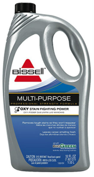 Bissell® 85T61 Multi-Purpose Carpet Cleaner with OXY Stain Fighting Power, 52 Oz