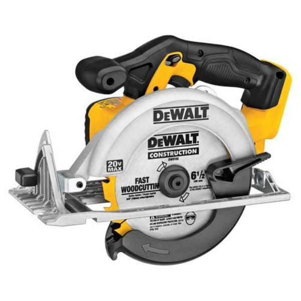 DeWalt® DCS391B Powerful 460-MWO Circular Saw, 20V Max, 5250 RPM Motor, 6-1/2""