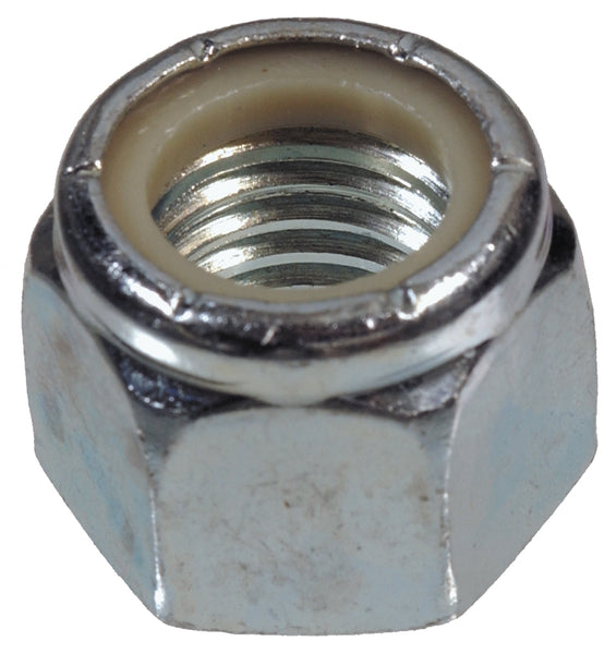 Hillman 180132 Nylon Insert Lock Nut 6-32, 100 Pack