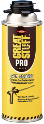Great Stuff 259205 Pro Tool Cleaner, 12 Oz