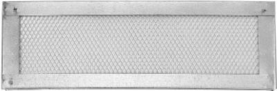 "Construction Metals SCV168 Flat Screen Vent, 16"" x 8"""