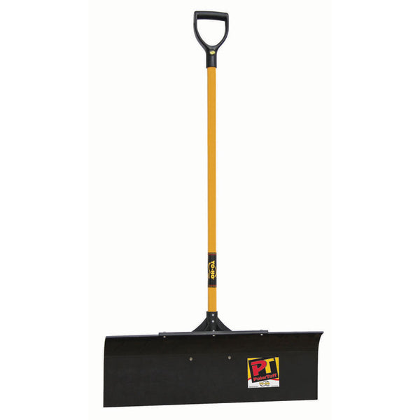 "Yo-Ho® 77036 PolarTuff® High Density Poly Scraper with 42"" Fiberglass Handle"