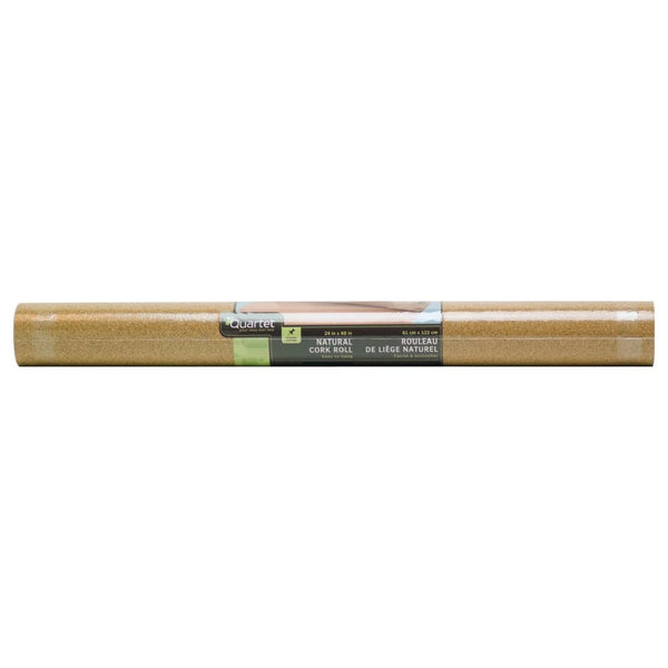 "Quartet 103 Multi Purpose Cork Rolls 24"" x 48"" x 3/32"", Natural"