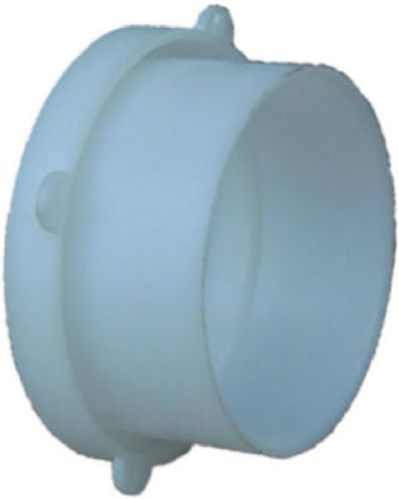 Genova S41540 PVC To Clay Styrene Adapter, 4""