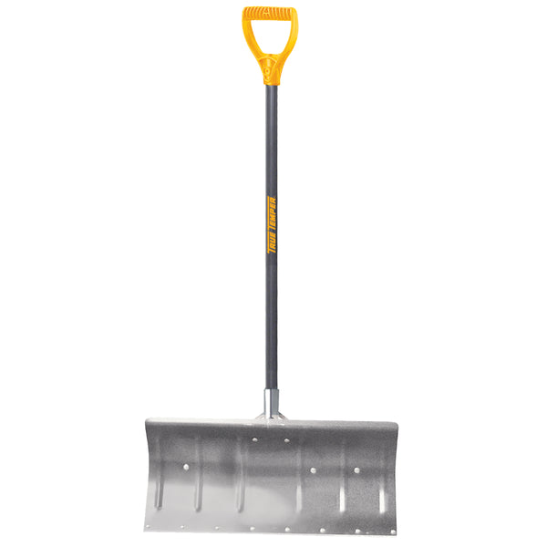 True Temper® 1640000 Arctic Blast Aluminum Snow Pusher with D-Grip, 24""