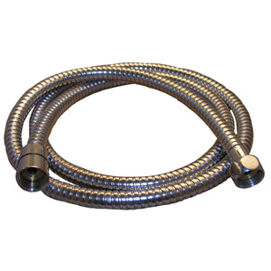 "Lasco 08-2023 Stainless Steel Shower Hose 59"", Chrome"