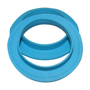 "Lasco Solution Silicone Slip Flanged Tailpiece Washer 1-1/2"", 2-Pack"