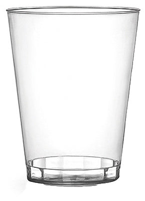 Table-Mate 412 Clear Plastic Tumbler, 12 OZ, 20-Count