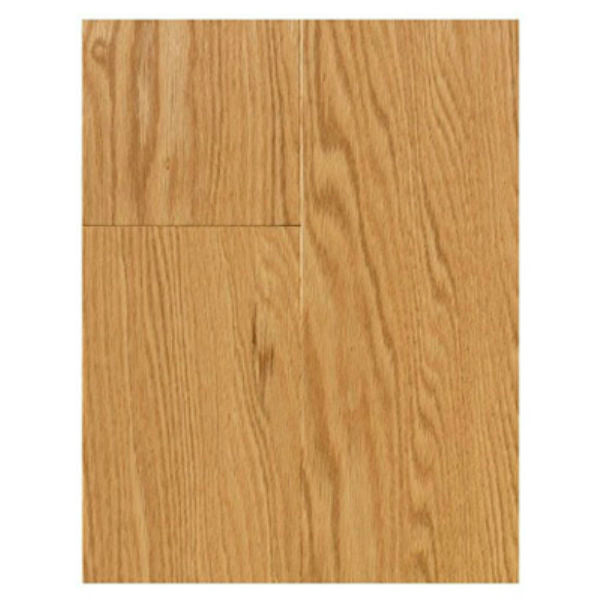 "RedGate BE-RO American Tradition Collection Red Oak Natural Flooring, 3/8"" x 48"""