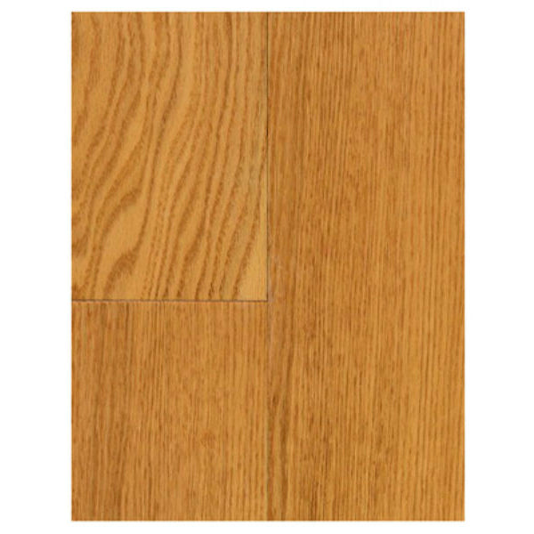 "RedGate Flooring BE5-WH American Traditions Oak Wheat Flooring, 3/8"" x 48""L"