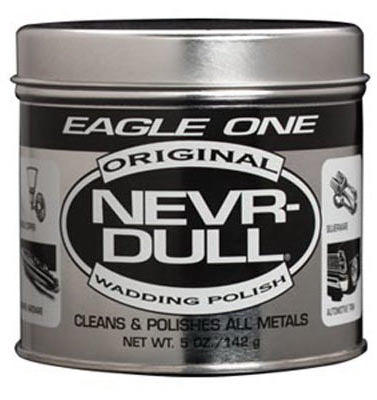 Eagle One E11035605 Nevr-Dull Wadding Polish, 5 Oz