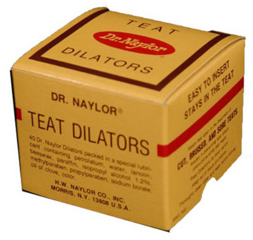 Dr. Naylor® DIL Teat Dilator, Furnish Soft