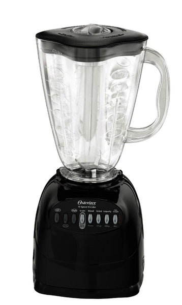 Oster® 6706 10-Speed Cube Style Blender with 6-Cup Jar, Black