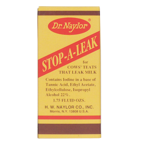 Dr. Naylor® SAL Stop-A-Leak Cow Teat Leak Stop Treatment, 1.75 Oz