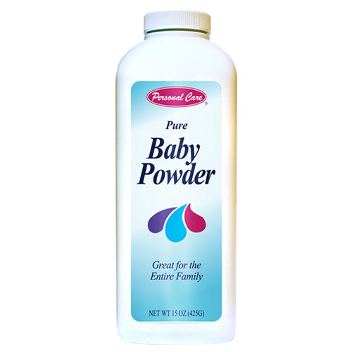 Personal Care® 90300-5 Pure Baby Powder, 15 Oz