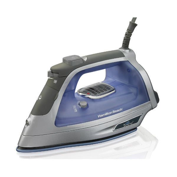 Hamilton Beach® 19801 Durathon® Electronic Nonstick Iron, 1500-Watt