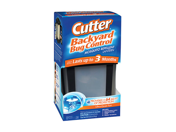 Cutter® HG-96176 Backyard Bug Control Mosquito Repellent Lantern