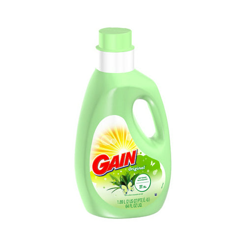 Gain 40522 Liquid Fabric Softener, Original Scent, 21 Loads, 64 Oz