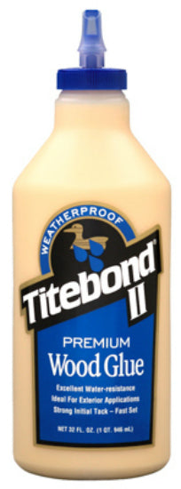 Titebond III 5005 Premium Wood Glue, 1 Qt
