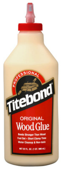 Titebond 5065 Professional Original Wood Glue, 1 Qt