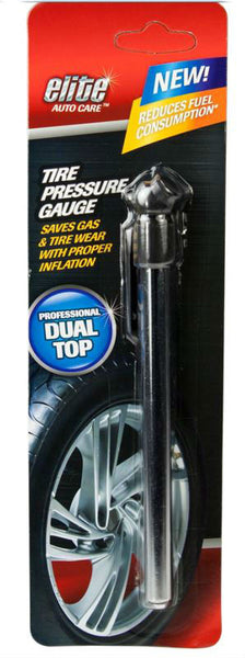 Elite Auto Care™ 8984 Tire Pressure with Professional Dual Top