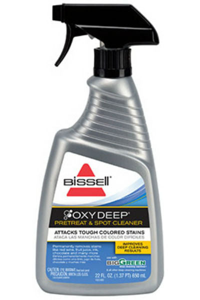 Bissell® 44B1 Oxy Deep® Pretreat and Spot Cleaner, 22 Oz