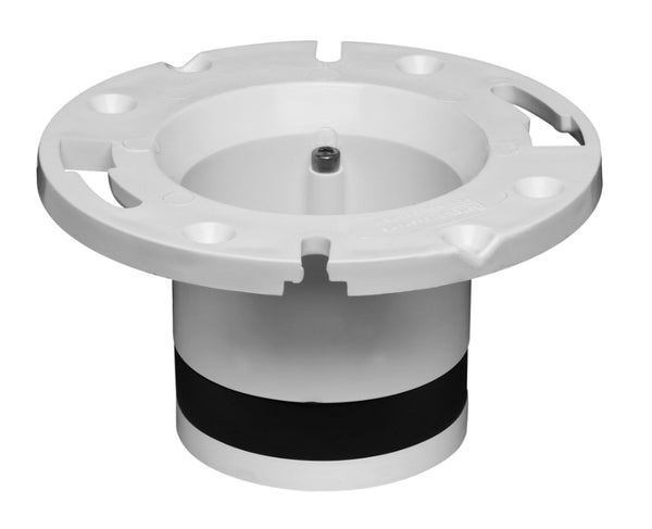 Oatey® 43539 PVC Replacement Closet Flange, 4""