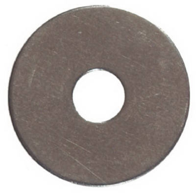 "Hillman 830610 Fender Washer 1/4 x 1"" Od, 100 Pack"